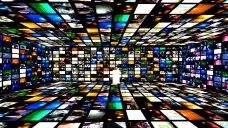 3D-video-wall