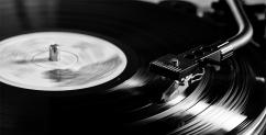 Vinyl-platespiller